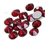 SS3 SS4 SS5 SS6 SS10 SS20 SS30 para decoración de uñas con diamantes de imitación, decoración de cristal brillante, decoración DIY sin piedra, strass-SS3 1440PCS