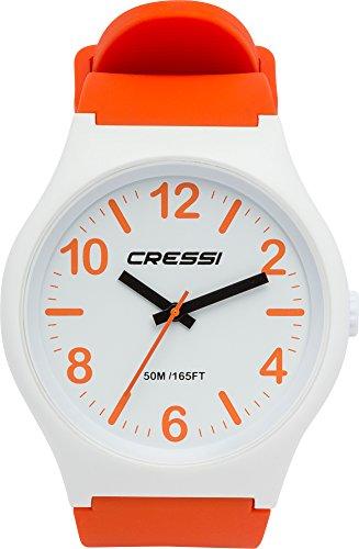 Cressi Orologio Analogico Impermeabile 5 ATM XKS7649383