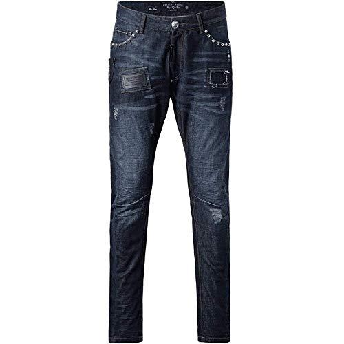 Philipp Plein Jeans Biker Love Jeans 32 30 Blue
