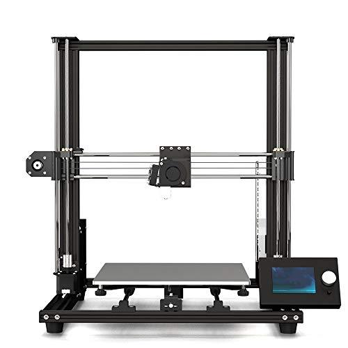 SMGPYDZYP Imprimante 3D, DIY d'imprimante 3D avec la Fonction d'impression de résumé, Compatible avec Pla, Abs, TPU, imprimante 3D Professionnelle pour Le DIY, Le Cadeau, la créativité