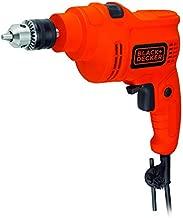 Black & Decker KR5010V 500 Watt 10mm Variable Speed Hammer Drill (Yellow & Black)