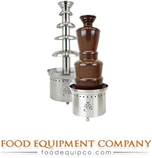 Buffet Enhancements 1BMFCF40K22 4 Tier Chocolate Fountain, 40