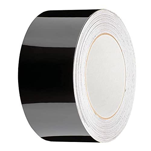 Carbon Folie, Auto Folie Carbon,selbstklebend Autofolie aus Vinyl,Autofolie Aufkleber Vinyl Wrap,Selbstklebend Autofolie Lackschutzfolie DIY,Carbon Folie Aufkleber für Auto Motorrad Möbel (Glänzend)
