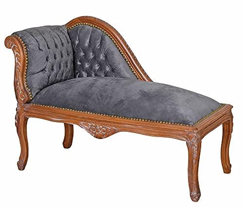 Antik Chaiselongue Barocksofa Rokoko Recamiere Ottomane Couch cat508g19 Palazzo Exklusiv