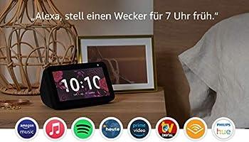 Echo Show 5 – Durch Alexa in Verbindung bleiben, Schwarz
