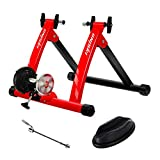 Unisky Bike Trainer Stand Indoor Exercise Magnetic Bicycle Training Stand Stationery Cycling Trainer...