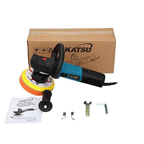KATSU 850W Power Dual Action Polishing Machine Car Boat Motorbike Polisher 150MM