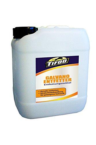 Galvanoentfetter (5000 ml) - Entfettungsmittel, Entfetter, Fettlösemittel
