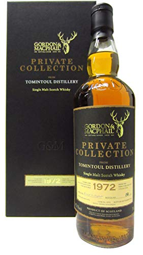 Tomintoul - Private Collection - David Urquart Edition - 1972 40 year old Whisky