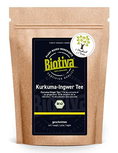 Good Organics GmBh -  Kurkuma & Ingwer Tee
