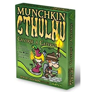 Raven - Munchkin Cthulhu: Caverne a Caterve, Inserire Immagine (B007N5VSDS) | Amazon price tracker / tracking, Amazon price history charts, Amazon price watches, Amazon price drop alerts