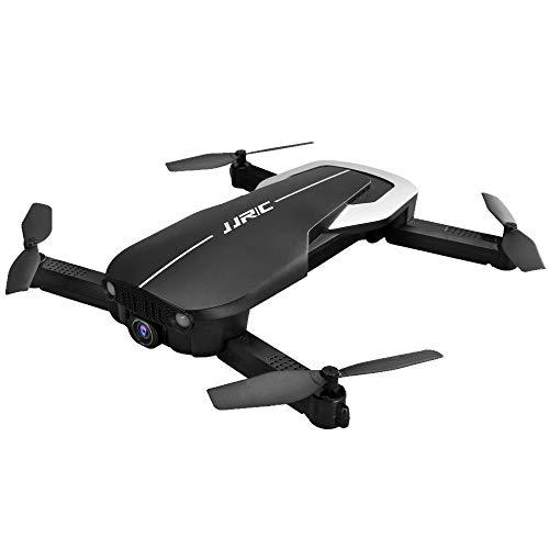 TwoCC Drohne, Jjrc H71 Grus 1080P Wifi Fpv Optischer Fluss, Der Fernsteuerungsquadcopter in Position Bringt, Der Rc Drohne Faltet