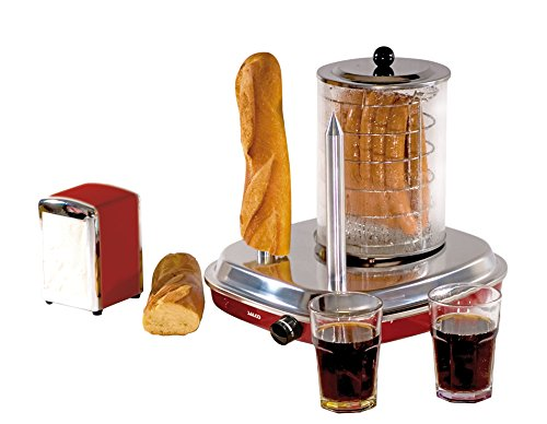 SALCO Hot-Dog Maker, Hot-Dog Maschine SHO-6