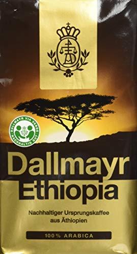 Dallmayr Kaffee Ethiopia 500g gemahlen - 1er Pack (1 x 500g)