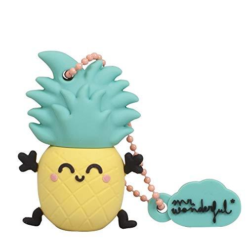 Pineapple - Memoria Flash Drive 2.0 Original Mr Wonderful Tribe FD038502