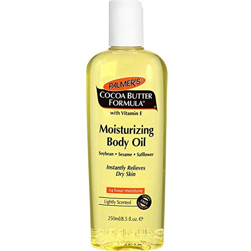 Palmer's Cocoa Butter Formula Body Oil 8.50 oz (Pack of 6)