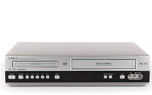 Philips DVD 755VR - Videoregistratore VHS combinato con lettore DVD