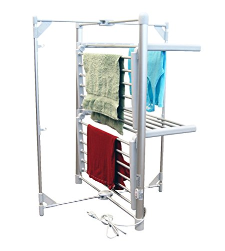 LCM Home Furnishing Heated Drying Rack