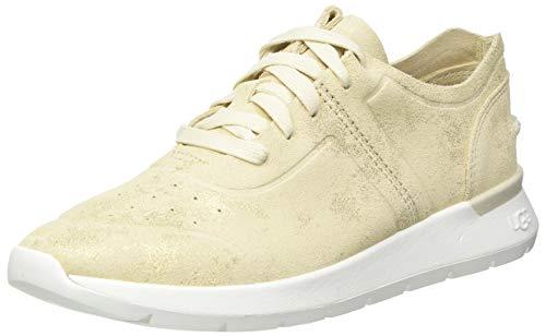 UGG Australia Damen Adaleen Sneaker, Gold, 41 EU