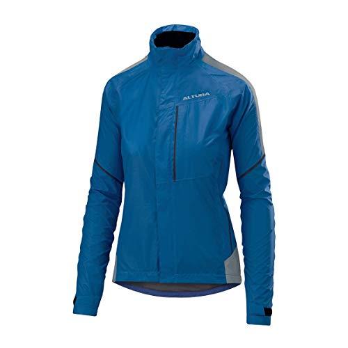 Altura - Radsport-Jacken für Damen in Blau, Größe 38