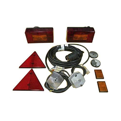 Kit electrico para remolque 3680x1700