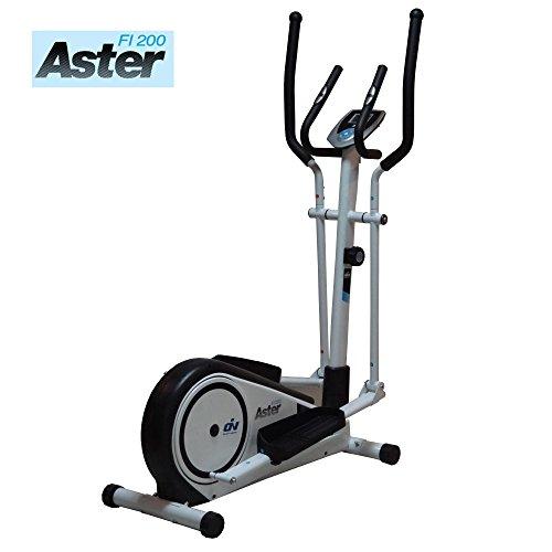 ION Fitness FI200 Aster bicicletta ellittica magnetica con 8 livelli di resistenza