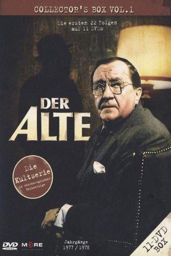 Der Alte - Collector's Box Vol. 01 (Folgen 01-22) [11 DVDs]