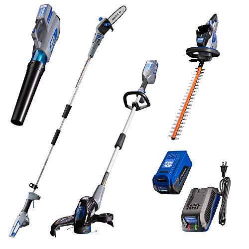Learn More About Westinghouse 40V Cordless Landscaping Tool Set