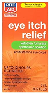 Rite Aid Eye Itch Relief, 0.17 oz