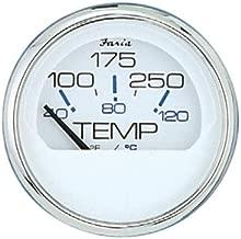 Faria Chesapeake Ss Instruments - Water Temp Gauge (100&Deg;-250&Deg;)