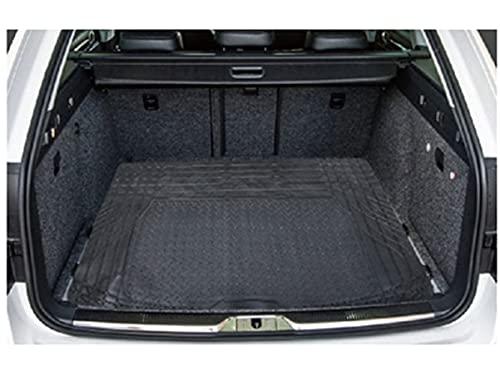 Tappeto Bagagliaio Auto, Tappeto Per Baule Auto, Misura 120X80cm, Peso 2100g, Gomma Morbida Universale Ritagliabile Lavabile Impermeabile