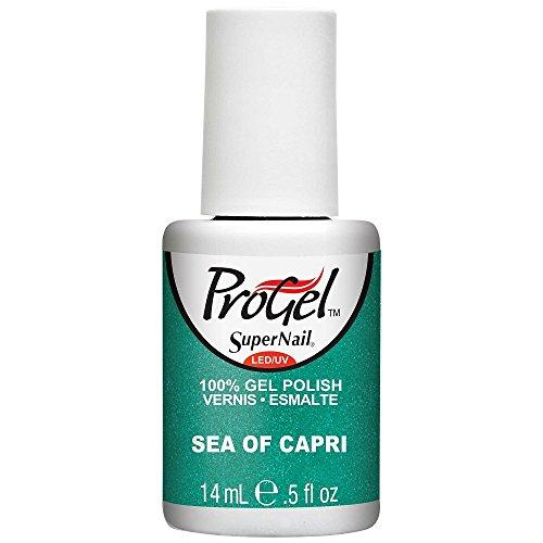 SuperNail ProGel LED/UV Vernis à Ongles - Sea of Capri - 14ml