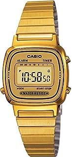 Casio LA670WEGA-9EF for Women  Digital  Casual Watch