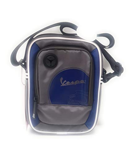 Vespa Footwear Box, Organizer borsa Unisex Adulto, Grigio, 5x23x16 cm (W x H x L)