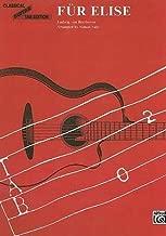 [(Fur Elise)] [Author: Ludwig van Beethoven] published on (May, 1992)