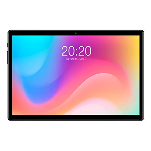 [2021 NEWモデル]TECLAST M40 10.1インチ タブレット 6GB 128GB Android 10、8コアCPU、4G LTE SIM タブレットPC、1920x1200 IPSディスプレイ、Type-C+Bluetooth 5.0+GPS+デュアルWiFi+6000mAh+TF拡張