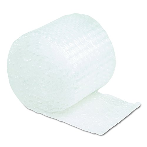 Sealed Air 15989 Bubble Wrap Cushioning Material, 1/2