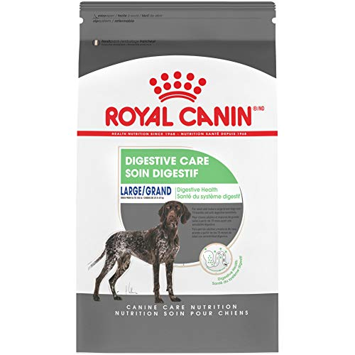 Royal Canin Large Digestive Care Dry Dog Food, 30...