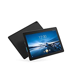The Lenovo tab E10 is a fun tablet with the family. It is thin and light profile delivers a solid multimedia experience, thanks to an HD display and dual front speakers Enjoy a solid visual experience with the 10 Inch HD display, which gives your pho...
