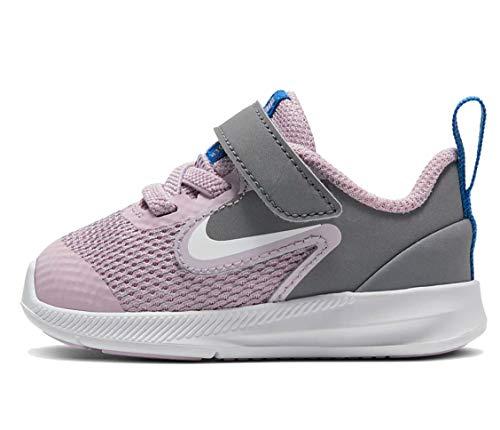 Nike Downshifter 9, Scarpe da Ginnastica Bambino Unisex-Bimbi 0-24, Rosa, 19 EU