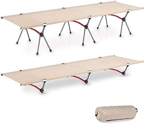 Naturehike アップグレード アルミ ベッド 折りたたみ キャンプコット高低兼用 簡易 コンパクト 超軽量 耐...