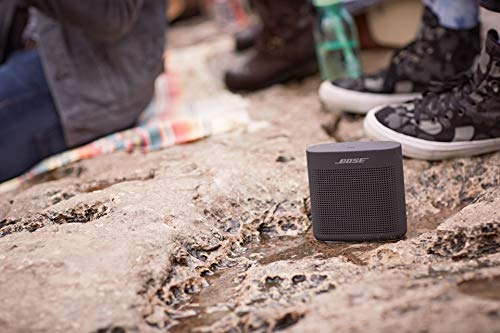 Bose SoundLink Color Bluetooth Speaker II - Black + Bose Frames Audio Sunglasses, Alto (S/M)