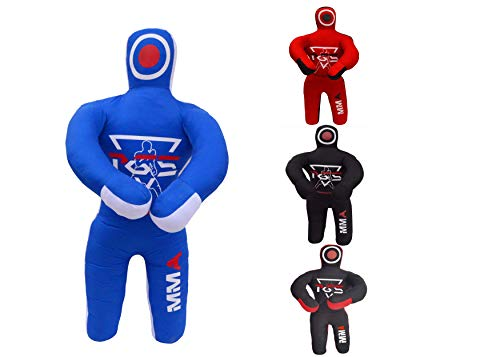 Judo Grappling Ju Jutsu Boxing Wrestling MMA Throwing Doll Unfilled N-35 Dummy 180 cm