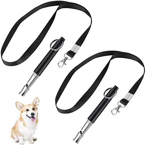 Manufacturer direct delivery PIVBY Dog Whistle to Stop Adjustable Training Dogs 5 popular Silen Barking