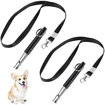 BESTHINGUS Dog Training Whistle to Stop Barking702-q8