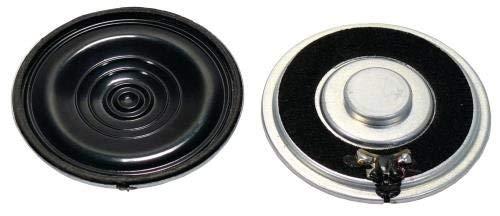 Lautsprecher 5,7cm 2,7 Zoll 2W 8 Ohm Unlimited View 2952 / K 57 FL