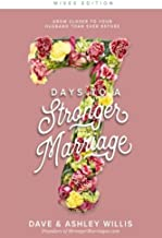 7 Days to a Stronger Marriage: Grow closer to your husband than ever before (7 Day Marriage Challenge) (Volume 1)