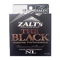 ザルツ(Zalt's) ライン THE BLACK 100yds NL Z3010A 10lb