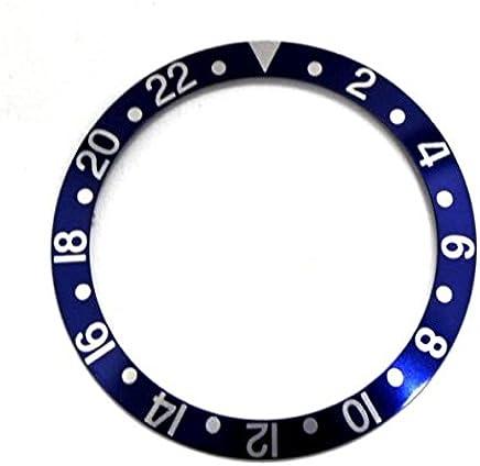 圧入式ベゼルインサート(青)★ROLEX GMT用 (全5タイプ)