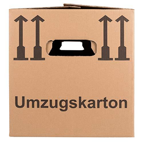 Umzugskartons 10 Stück Profi STABIL 2-wellig von BB-Verpackungen - 4